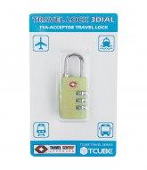 [TCUBE]TSA 안전자물쇠 - 3다이얼