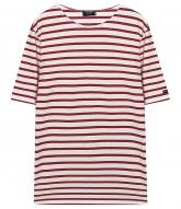 adidas Woman/'s G T BOX Linear Tee T-Shirt Black /& White CE9198