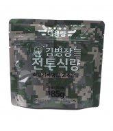 [전투식량]김병장 쇠고기비빔밥 고추..