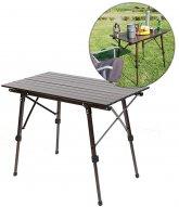 [캠프365]높이 조절 폴딩 롤 테이블