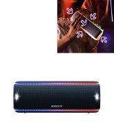 [SONY]블루투스 스피커 SRS-XB31 블랙