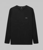 [HUGO BOSS]숄더 로고 코튼 티셔츠 TO..