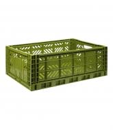 [AYKASA]아이카사 폴딩박스 L olive