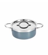 [cookever]통3중 그레이 양수냄비 18c..