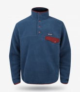 [patagonia]M LW Synch Snap-T P/..