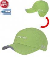 [mont-bell]윈드 윈터캡  Green (ML5O..
