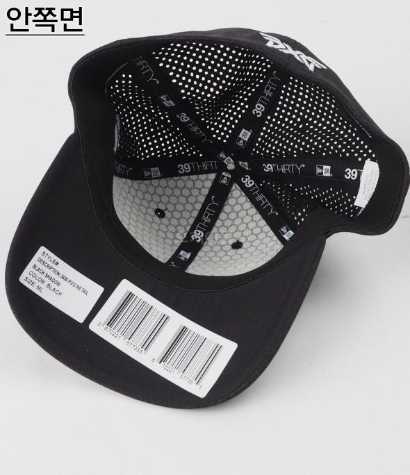 36157ac5fff  PXG LASER MESH SHADOW TECH FITTED CAP (레이저 메쉬 쉐도우 테크 피티드 캡)
